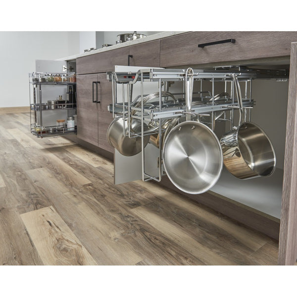 pull out pan organizer hardware solutions