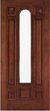 JELD-WEN 190 Custom Wood Glass Panel Exterior Door