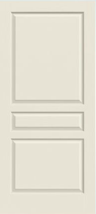 JELD-WEN Avalon Molded Wood Composite All Panel