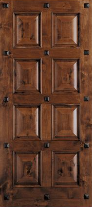 JELD-WEN 1208 Custom Wood All Panel