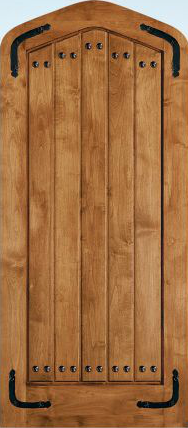 JELD-WEN 1301 Custom Wood All Panel