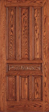 JELD-WEN 403 Custom Wood All Panel