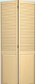 JELD-WEN 0732E Authentic Wood Bifold