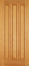 JELD-WEN E0138 Custom Wood All Panel Interior Door