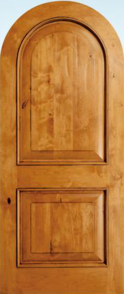 JELD-WEN E1202 Custom Wood All Panel Interior Door