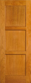 JELD-WEN E0033 Custom Wood All Panel Interior Door