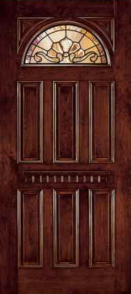 JELD-WEN 401 Custom Wood Glass Panel