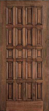 JELD-WEN 305 Custom Wood All Panel