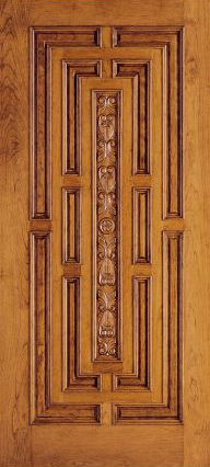 JELD-WEN 141 Custom Wood All Panel