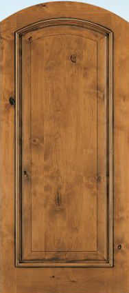 JELD-WEN E1201 Custom Wood All Panel Interior Door