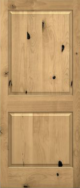 JELD-WEN 22 Authentic Wood All Panel