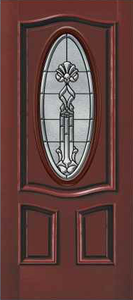 JELD-WEN 949 Architectural Fiberglass Glass Panel
