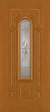 JELD-WEN 632 Design-Pro & Smooth-Pro Fiberglass Glass Panel