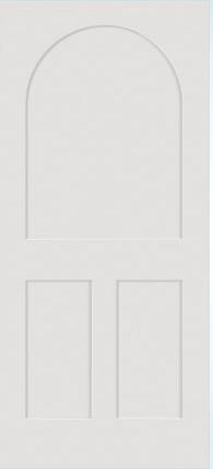 JELD-WEN C3260 Custom Carved Wood Composite All Panel