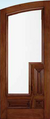 JELD-WEN 202 Custom Wood Glass Panel