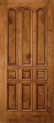 JELD-WEN 407 Custom Wood All Panel