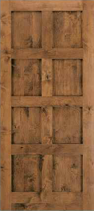 JELD-WEN 88 Custom Wood All Panel