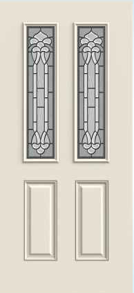 JELD-WEN 692 Steel Glass Panel Exterior Door