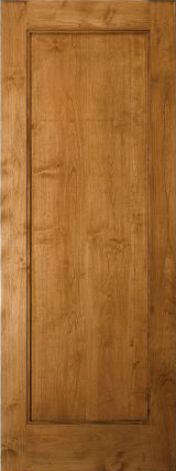 JELD-WEN E0011 Custom Wood All Panel Interior Door