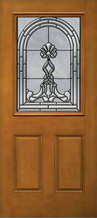 JELD-WEN 827 Architectural Fiberglass Glass Panel