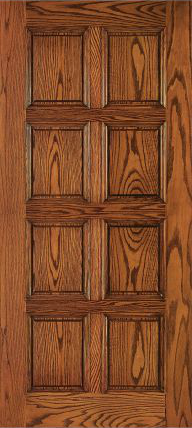 JELD-WEN 708 Custom Wood All Panel