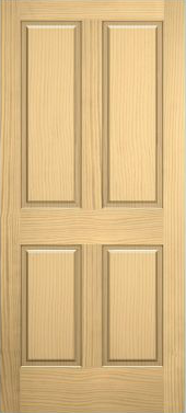 JELD-WEN 44 Authentic Wood All Panel