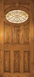 JELD-WEN 850 Custom Wood Glass Panel