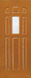 JELD-WEN 640 Design-Pro & Smooth-Pro Fiberglass Glass Panel