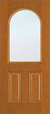 JELD-WEN 637 Design-Pro & Smooth-Pro Fiberglass Glass Panel