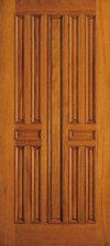 JELD-WEN E0422 Custom Wood All Panel Interior Door