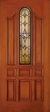 JELD-WEN 870 Custom Wood Glass Panel