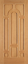 JELD-WEN E0225 Custom Wood All Panel Interior Door