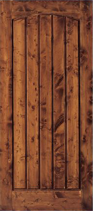 JELD-WEN 1321 Custom Wood All Panel