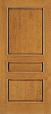 JELD-WEN E0103 Custom Wood All Panel Interior Door