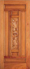 JELD-WEN 302 Custom Wood All Panel