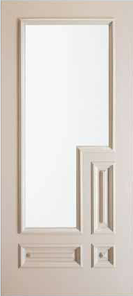 JELD-WEN A200 Aurora® Custom Fiberglass Glass Panel