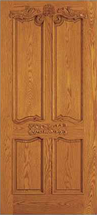 JELD-WEN 116 Custom Wood All Panel