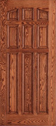 JELD-WEN 370 Custom Wood All Panel