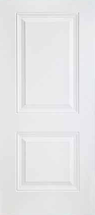 JELD-WEN 21 Steel All Panel Exterior Door