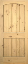 JELD-WEN 0028V Authentic Wood All Panel