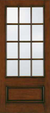 JELD-WEN A5512 Aurora® Custom Fiberglass Glass Panel