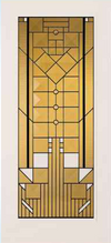 JELD-WEN 266 Custom Wood Glass Panel