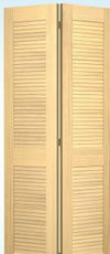 JELD-WEN 730 Authentic Wood Bifold