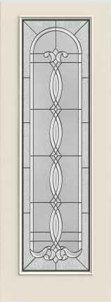 JELD-WEN 612 Steel Glass Panel Exterior Door