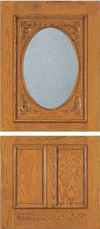 JELD-WEN 106 Custom Wood Dutch Exterior Door