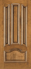 JELD-WEN E0465 Custom Wood All Panel Interior Door