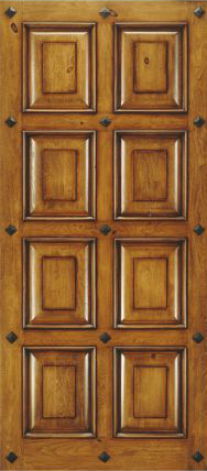 JELD-WEN A1208 Aurora® Custom Fiberglass All Panel