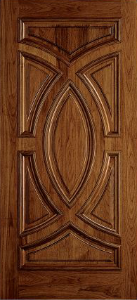 JELD-WEN 252 Custom Wood All Panel