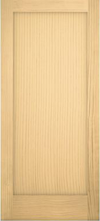 JELD-WEN 1011 Authentic Wood All Panel