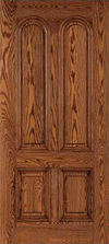 JELD-WEN 112 Custom Wood All Panel
